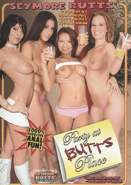 Party at Butts Place