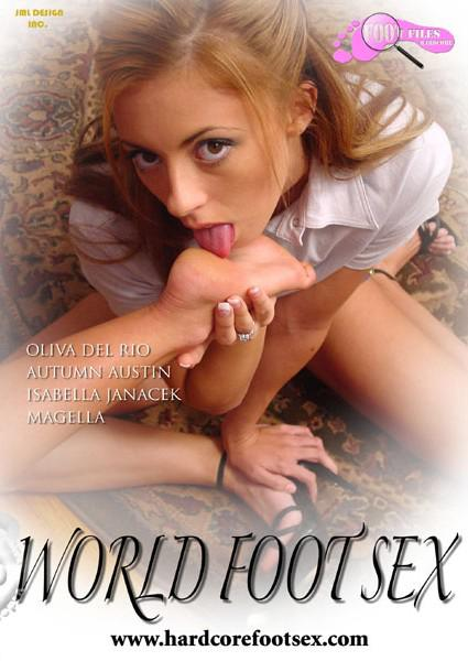 World Foot Sex Box Cover