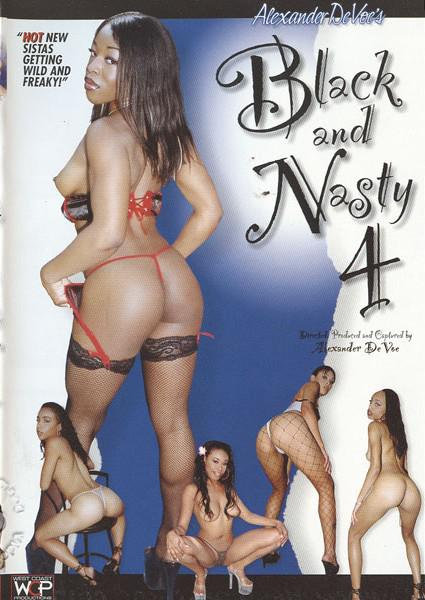 Black And Nasty 4 Box Cover