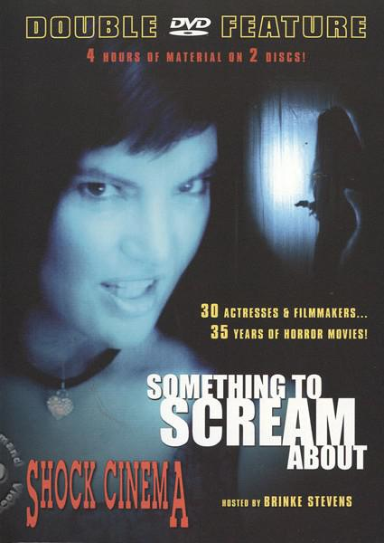 Something To Scream About Box Cover