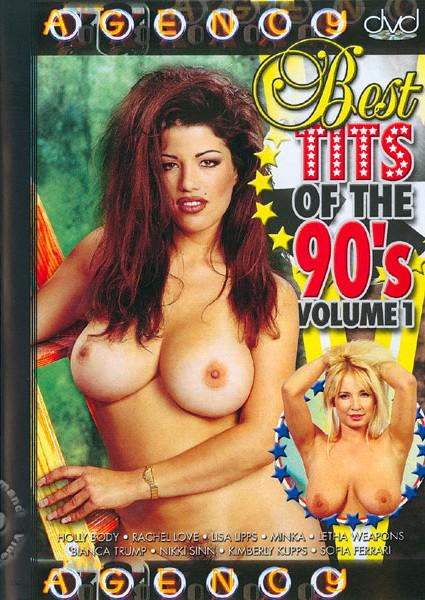 Best Tits of The 90's Volume 1 Box Cover