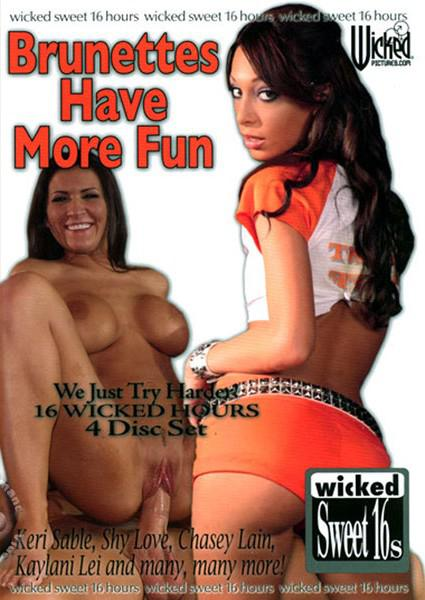 Brunettes Have More Fun (Disc 2) Box Cover