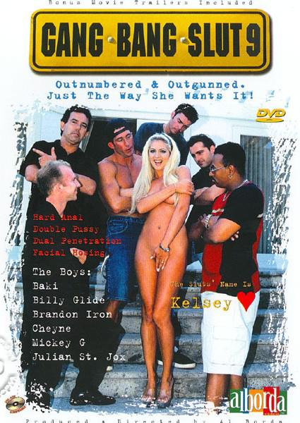 Gang Bang Slut 9 Box Cover