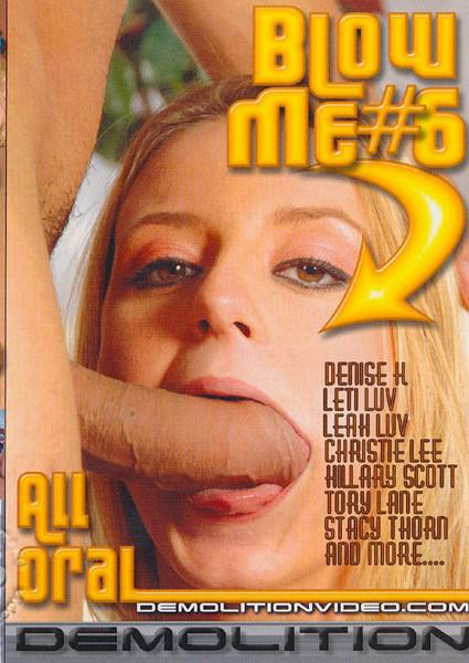 Blow Me #6 Box Cover