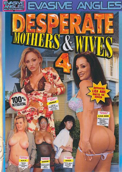 Desperate Mothers & Wives 4 Box Cover