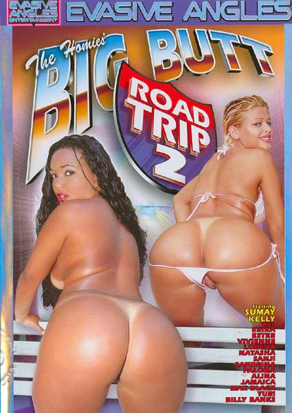 The Homies' Big Butt Road Trip 2 Box Cover