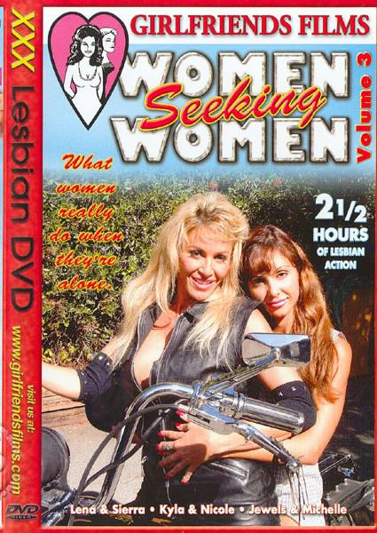Women Seeking Women Volume 3 Box Cover