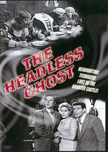 The Headless Ghost Box Cover