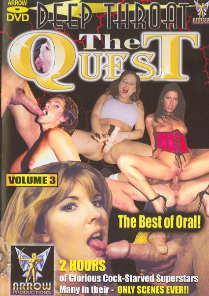 Deep Throat The Quest Vol. 3 The Best of Oral