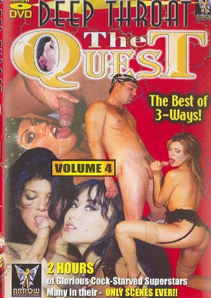 Deep Throat The Quest Vol. 4 The Best of 3-ways