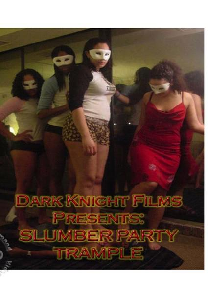 Slumber Party Trample Box Cover