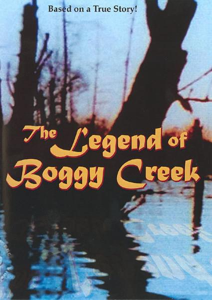 The Legend Of Boggy Creek Box Cover