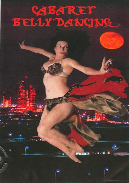 Cabaret Belly Dancing Box Cover