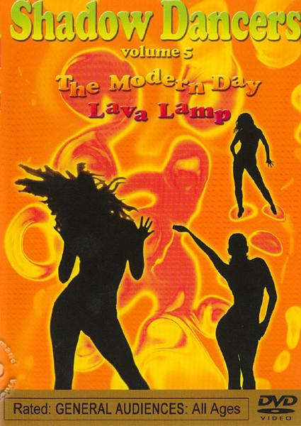 Shadow Dancers Volume 5 - The Modern Day Lava Lamp Box Cover