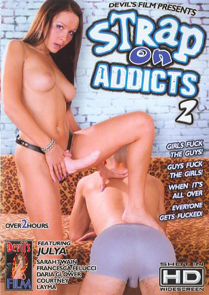 Strap On Addicts 2 Box Cover