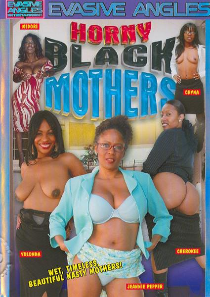 Horny Black Mothers Box Cover