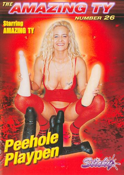 The Amazing Ty Number 26 - Peehole Playpen