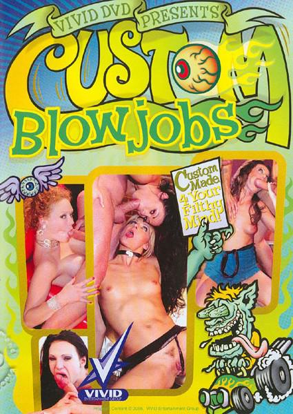 Custom Blowjobs Box Cover