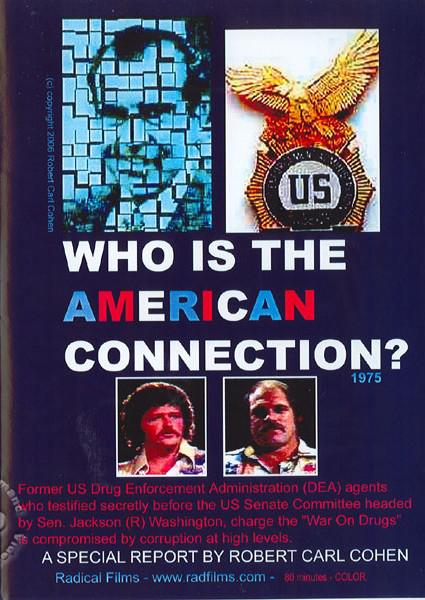 Who Is the American Connection? Box Cover
