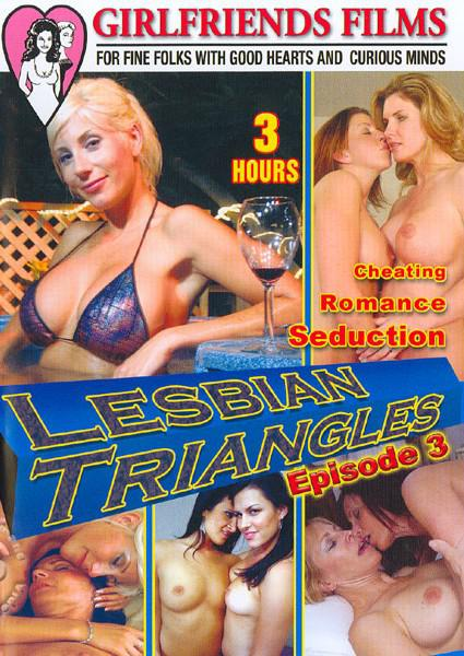 Lesbian Triangles Episode 3 Box Cover - Login to see Back
