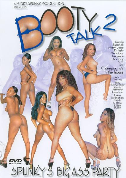 Booty Talk 2 - Spunky's Big Ass Party Box Cover