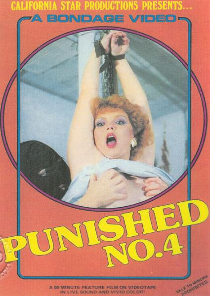 Punished No. 4 Box Cover
