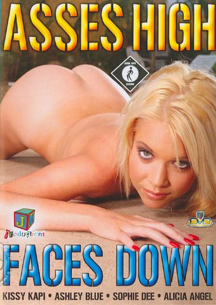 Asses High Faces Down Box Cover