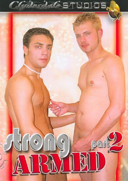 Strong Armed Part 2 Box Cover