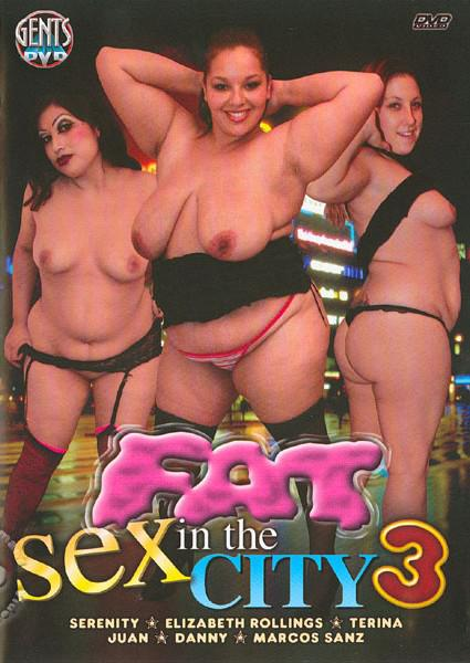 Fat Sex In The City 3 Box Cover