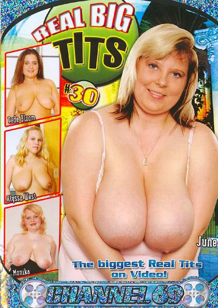 Real Big Tits #30 Box Cover