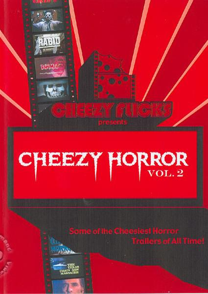 Cheezy Horror Vol 2 Box Cover
