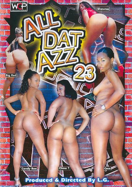 All Dat Azz 23 Box Cover