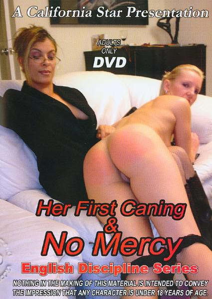 English Discipline Series - Her First Caning & No Mercy Box Cover