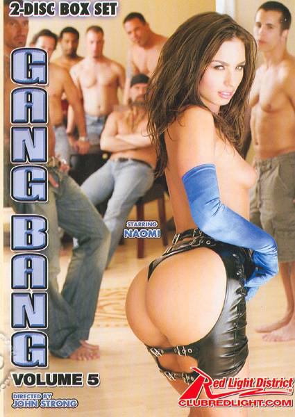 Gang Bang v. 5 Box Cover