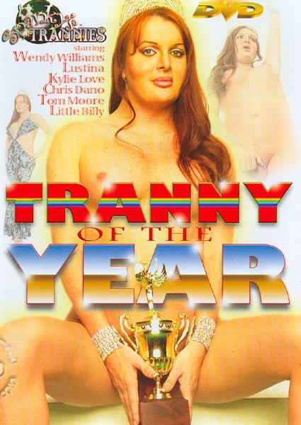 Tranny Of The Year Box Cover