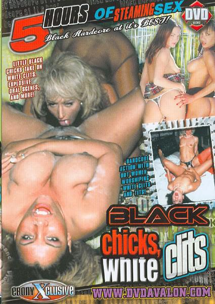 Black Chicks, White Clits Box Cover - Login to see Back
