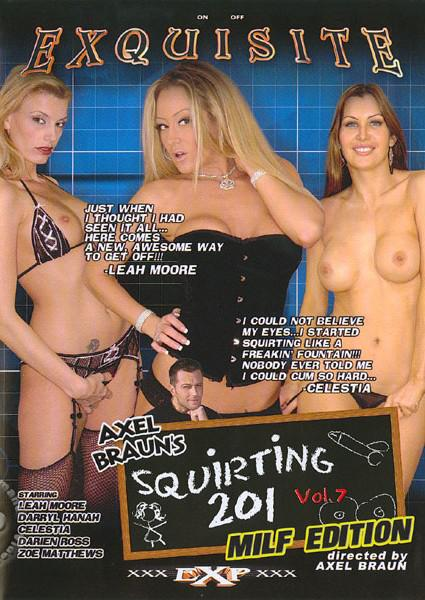 Squirting 201 Vol. 7 - MILF Edition Box Cover