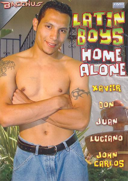 Latin Boys Home Alone Box Cover