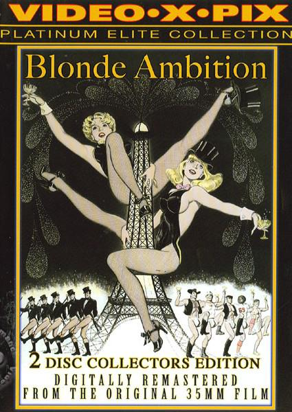Blonde Ambition Box Cover