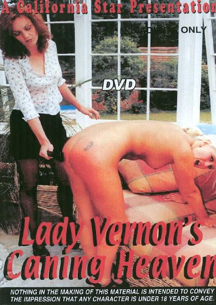 Lady Vernon's Caning Heaven Box Cover