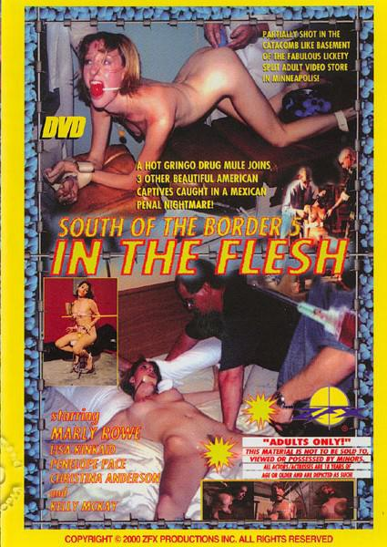 South Of The Border 5 - In The Flesh Box Cover