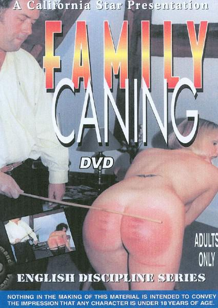 English Discipline Series - Family Caning Box Cover