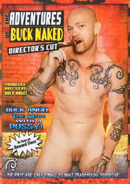 The Adventures Of Buck Naked - Director's Cut Box Cover