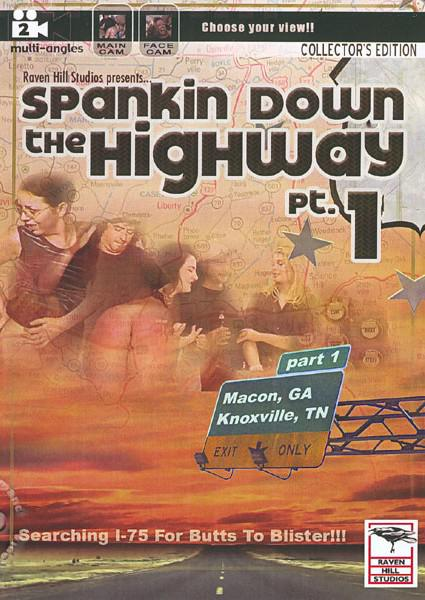 Spankin Down The Highway Pt. 1 Box Cover