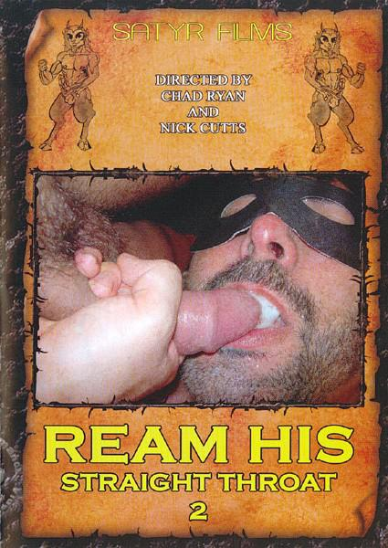 Ream His Straight Throat 2 Box Cover