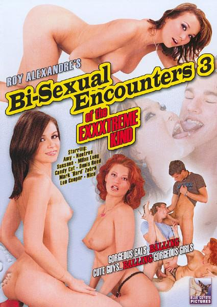 Bi-Sexual Encounters Of The EXXXtreme Kind 3 Box Cover