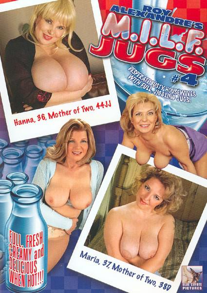 M.I.L.F. Jugs #4 Box Cover