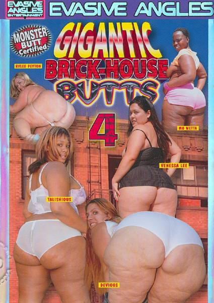Brickhouse butt orgy