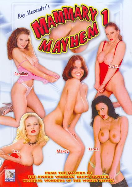 Mammary Mayhem 1 Box Cover
