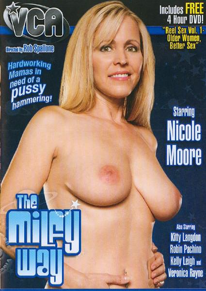 The Milfy Way Box Cover